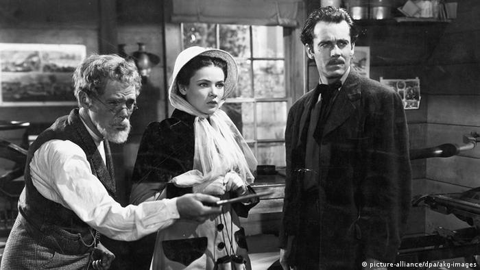 Rache für Jesse James Filmstill Fritz Lang