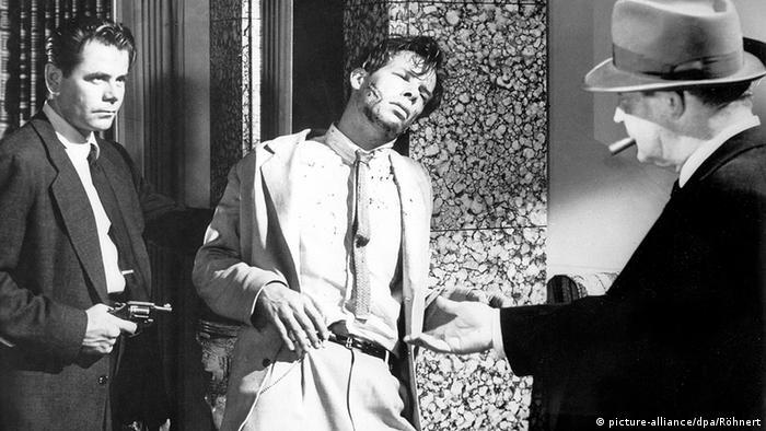 Heißes Eisen Filmstill Fritz Lang
