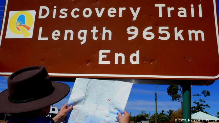 Australien Golden Quest Discovery Trail 2015