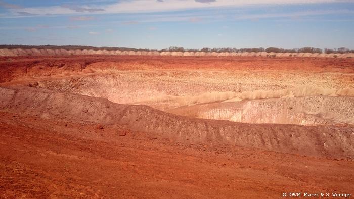 Australien Bergbauindustrie
