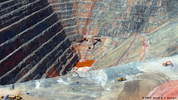 The Super Pit, Australia's biggest gold mine
