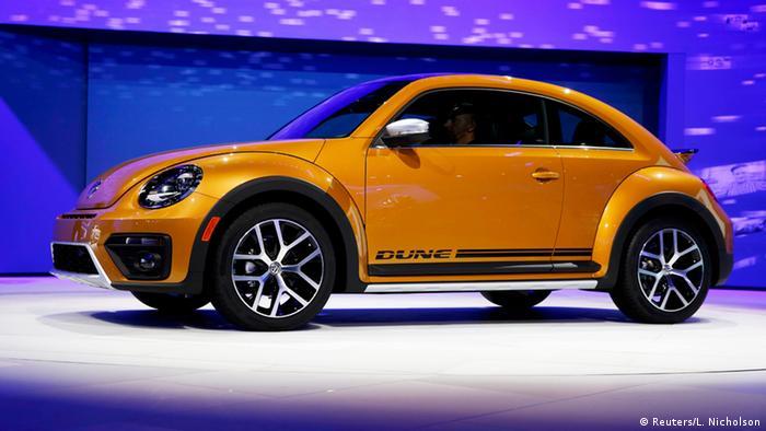Volkswagen модель Beetle Dune