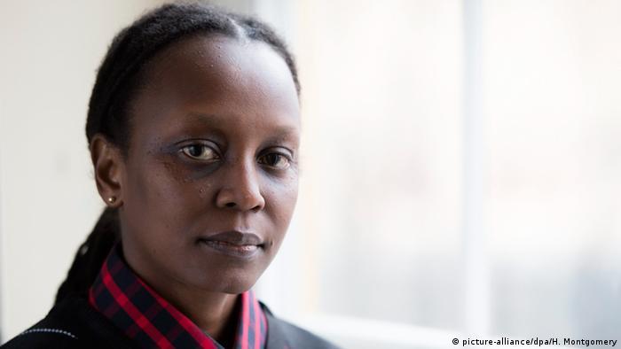 Kasha Jacqueline Nabagesera portrait