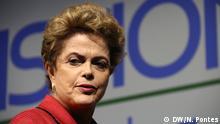 Frankreich Paris Klimagipfel COP 21 Dilma Rousseff