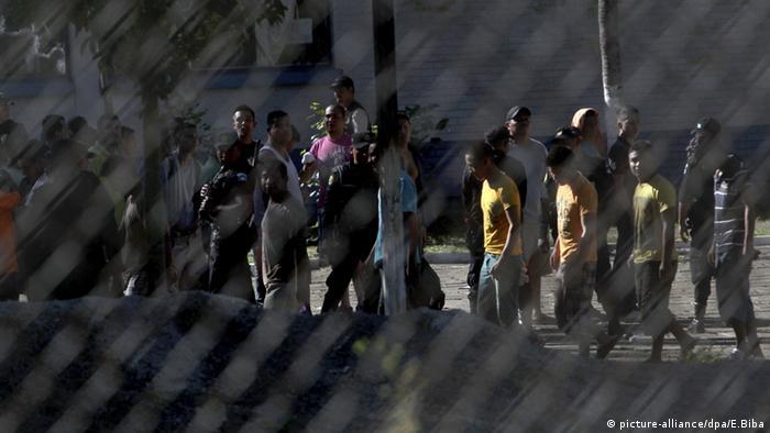 Guatemala Gefängnis Aufstand Tote