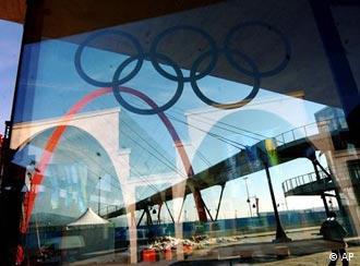 2008年北京奥运,中国希望圆一个梦……