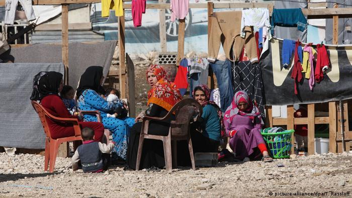 Libanon Flüchtlingslager