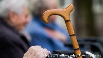Deutschland Rentner Symbolbild zum OECD-Bericht