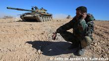 Syrien Syrische Armee