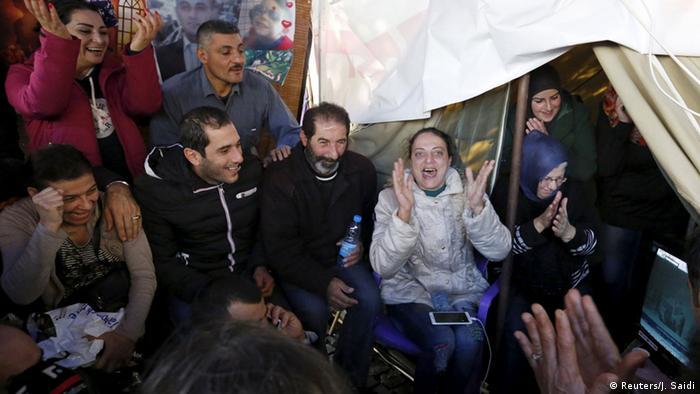 Libanon und syrischer Al-Kaida-Ableger tauschen Gefangene aus