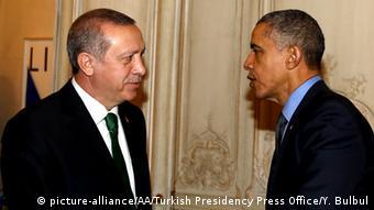 اوباما با اردوغان به صورت غیررسمی دیدار خواهد کرد