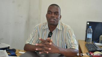 Alexandre Chiure Maputo Mosambik