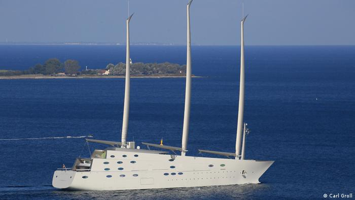 Superyacht Built Using Illegal Timber Environment All Topics From