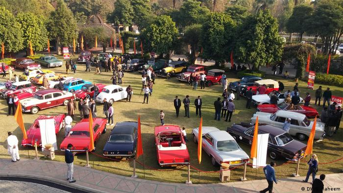 Pakistan Auto-Show in Islamabad