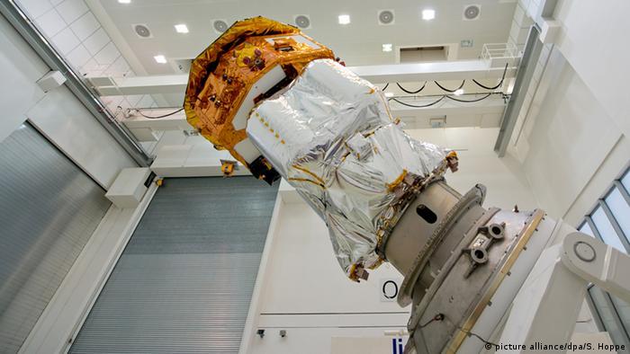 LISA Pathfinder: the gravitational waves detector in space