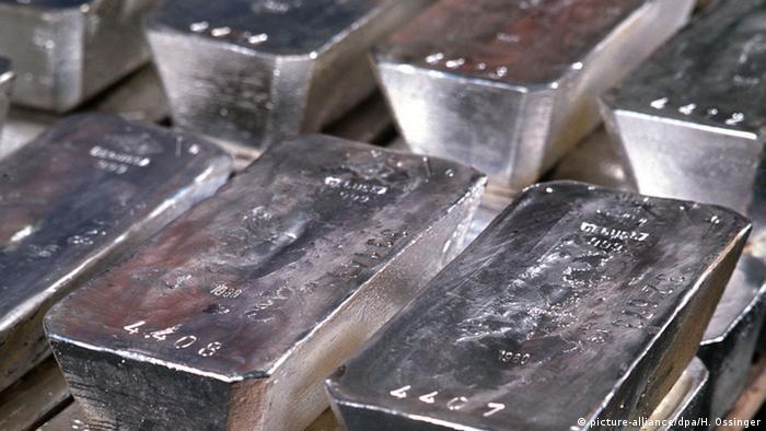 Symbolbild Silber