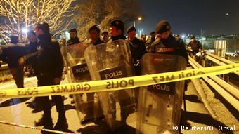Pas shpërthimit në një metro në Stamboll