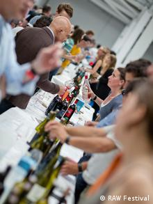 Berlin Copyright: RAW Wine Fair
