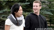 Zuckerberg Chan Facebook Internet