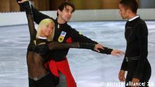 Erfolgreiches Eiskunstlaufpaar aus Chemnitz