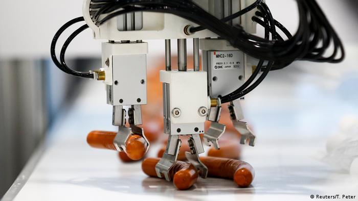 Japan Roboter Ausstellung in Tokio