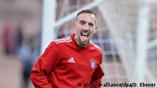 Deutschland Franck Ribery beim Training in Agadir