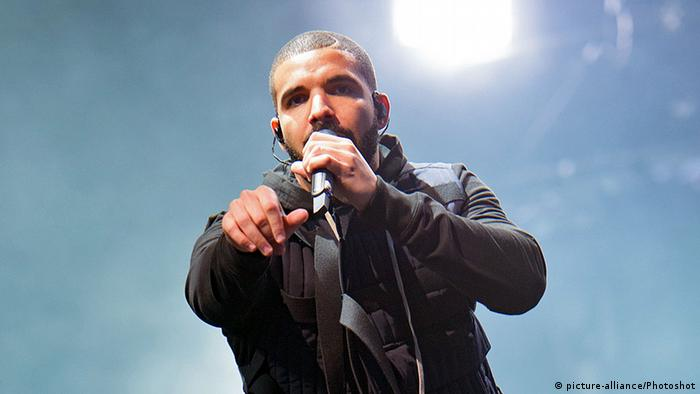 Rapper Drake (picture-alliance/Photoshot)