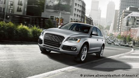 USA Audi Q5 Delphi (picture alliance/dpa/Audi Of America)