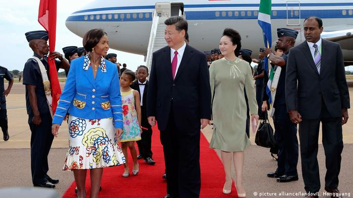 Chinese firms boost presence in Africa