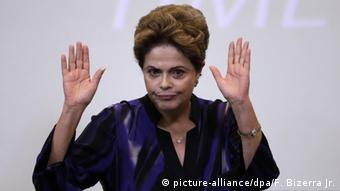Dilma Rousseff (Foto: picture-alliance/dpa)