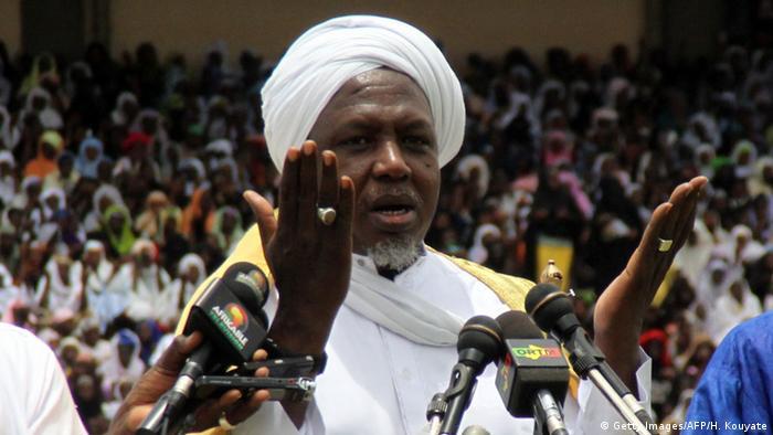 Mali Imam Mahmoud Dicko