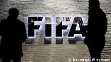 Schweiz FIFA Hauptquartier in Zürich