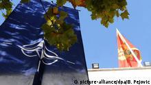 Symbolbild NATO Montenegro