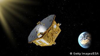 ESA-Mission Satellit LISA Pathfinder
