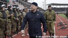 Tschetschenien Ramsan Kadyrow Präsident