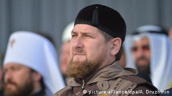 Ramzan Kadirov.
