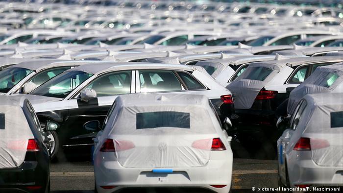 عکس نمادین: خودروهای آلمانی