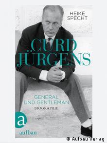 Buchcover Curd Jürgens von Heike Specht (Foto: Verlag Aufbau 2015)