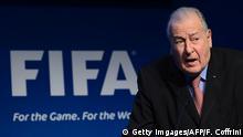 Zürich FIFA Francois Carrard