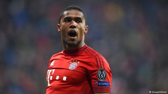 Douglas Costa FC Bayern München