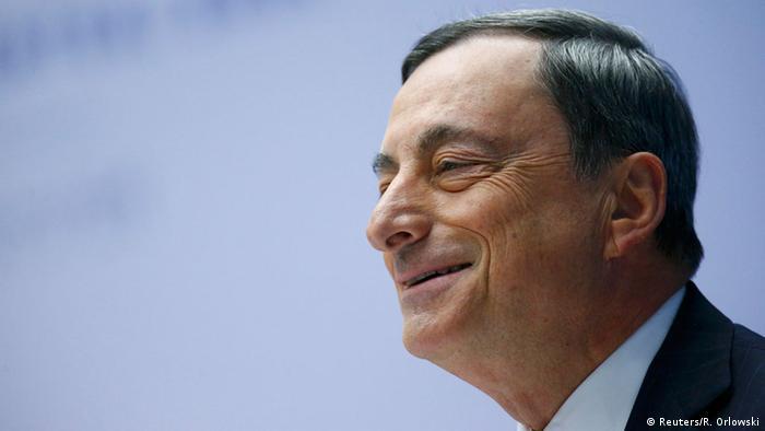 EZB Mario Draghi PK