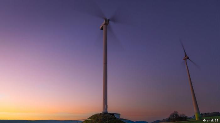 Windenergie Eifel