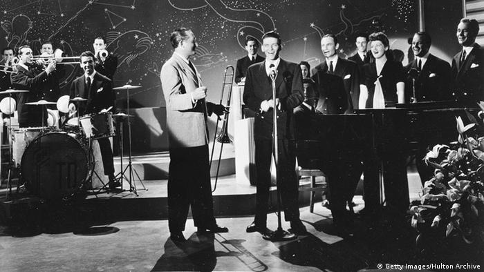 Frank Sinatra Tommy Dorsey Band