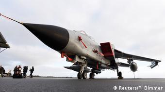 Deutschland Tornado Syrien-Einsatz der Bundeswehr
