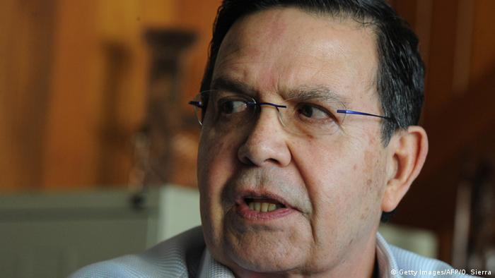 Honduras Präsident des Fußballverbands Rafael Callejas