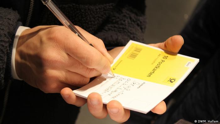 Deutschland Deutschkurs für Flüchtlinge in Bonn