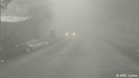 Bosnien und Herzegowina - Sarajevo Luftverschmutzung