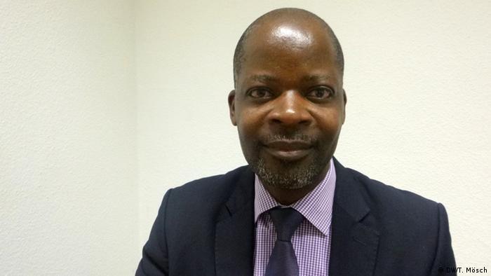 James Shikwati masanin ayyukan raya kasa a Nairobi, kasar Kenya