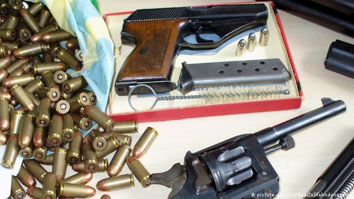 Deutschland Waffen und Munition