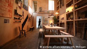 Turner Prize exhibition 2015, Copyright: picture alliance/empics/Andrew Milligan